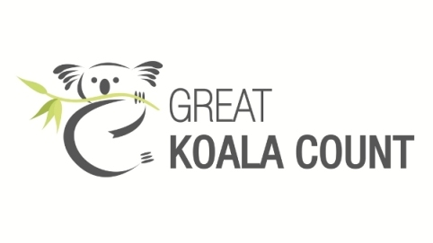 the Great Koala Count logo