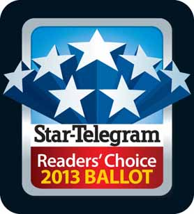 2012 Star-Telegram Readers' Choice