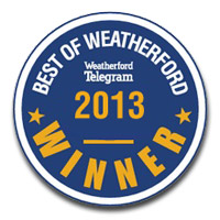 2013 Best of Weatherford