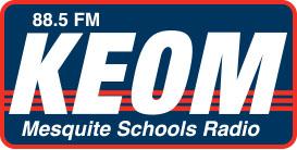 88.5 KEOM Mesquite Schools Radio